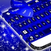 Royal Blue Keyboard