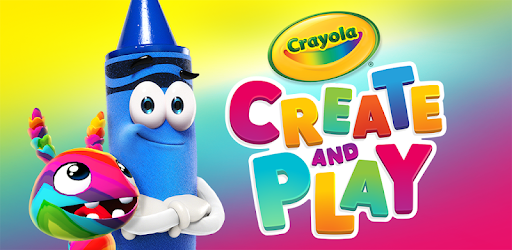 Crayola Create & Play: Coloring & Learning Games - Apps on ...