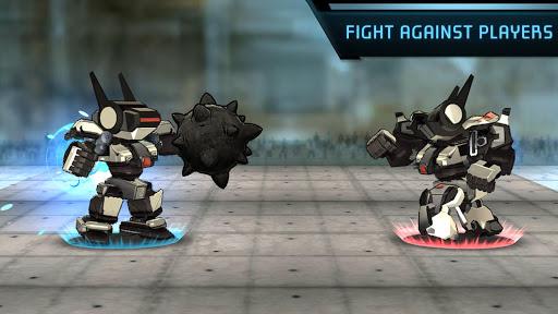 Megabot Battle Arena : Online Robot Fighting Game captures d'u00e9cran 1