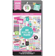 Me & My Big Ideas Happy Planner Sticker Value Pack - MINI Mom Job