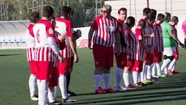 El Almería de la Liga Genuine.