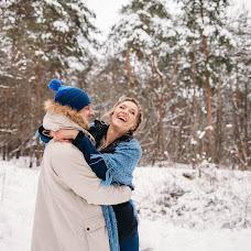Wedding photographer Oksana Bilichenko (bili4enko). Photo of 11.02.2018