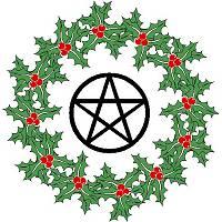 times 12 cops evertyhing christmas huge pagan xmas sign pagan yule sign