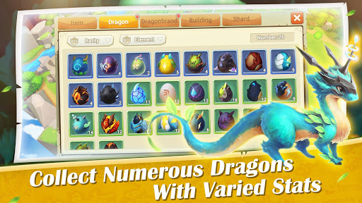Dragon Tamer 1.0.1 screenshots 1