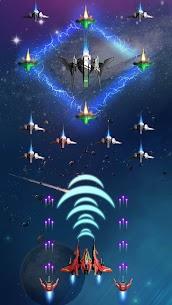 حروب الفضاء: لعبة اطلاق النار سفينة الفضاء 5