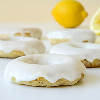 Vegan Lemon Baked Doughnuts Recipe