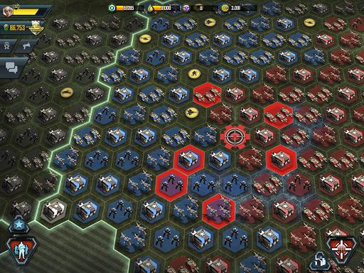 War Commander: Rogue Assault  gameplay | by HackJr.Pw 4
