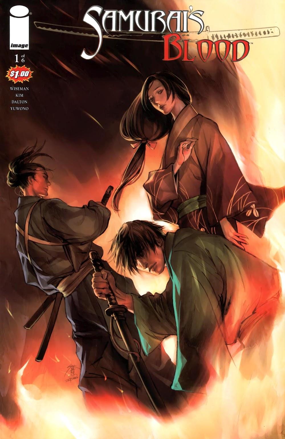 Samurai's Blood (2011) - complete