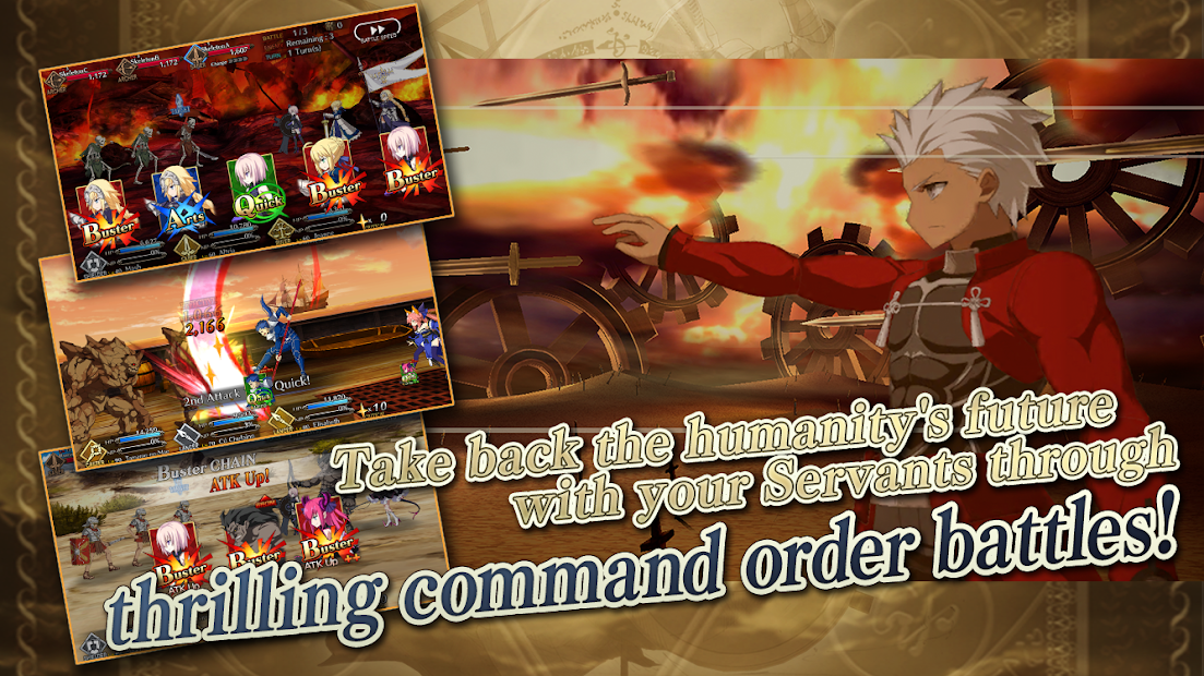 Screenshot - Fate/Grand Order (English)