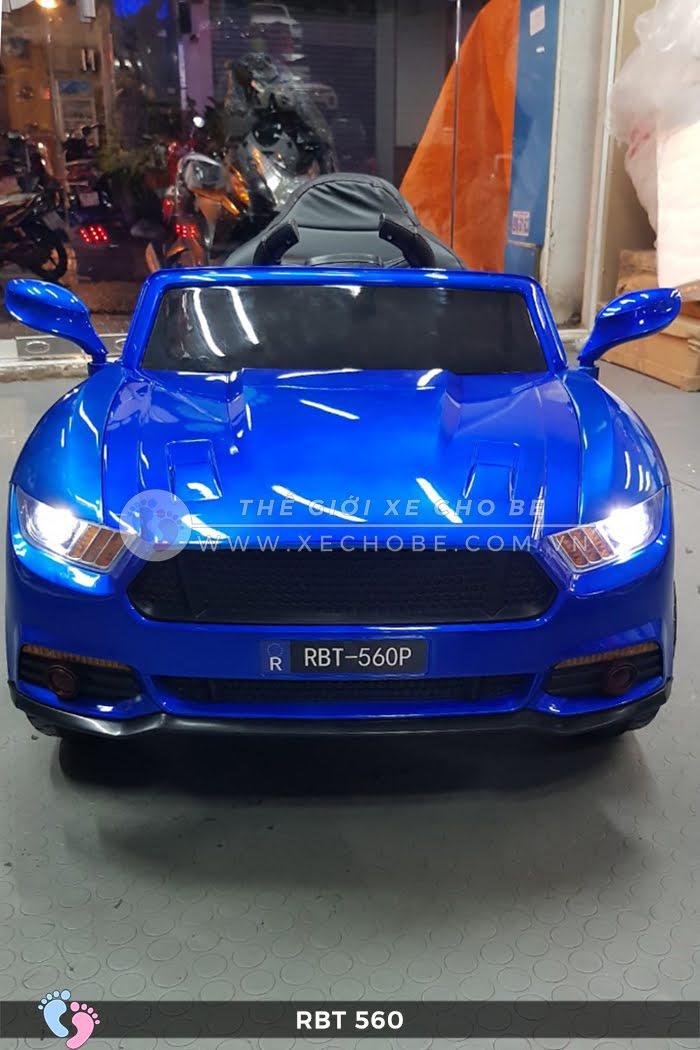 xe ô tô điện đồ chơi cho bé RBT-560P 3