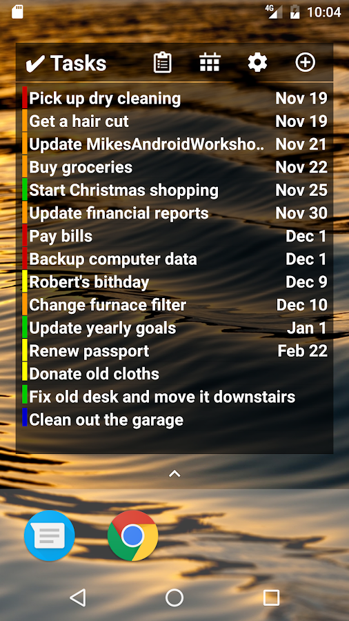 ToDo List Task Manager -Pro- screenshot