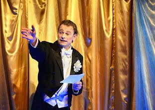 """Photo: Theater an der Wien/ Spielort """"Hölle"""": """"IM SIEBENTEN HIMMEL"""" von Georg Wacks nach Fritz Grünbaum. Premiere 28. 10.2015. Georg Wacks. Copyright: Barbara Zeininger"""