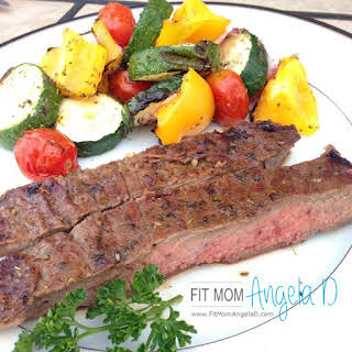Grilled Flank Steak Marinade.