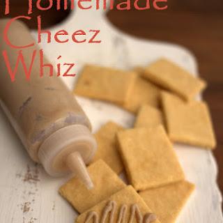 Homemade Cheez Whiz