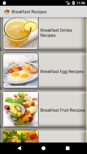 Breakfast Recipes : Simple, quick and easy recipes 1.5.2 screenshots 2