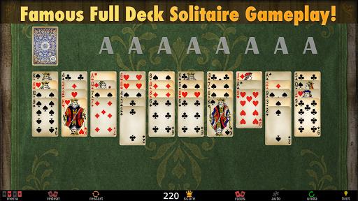 Full Deck Solitaire 1.91 screenshots 5