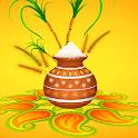 Pongal Kolam videos - Sankranthi Muggulu designs icon
