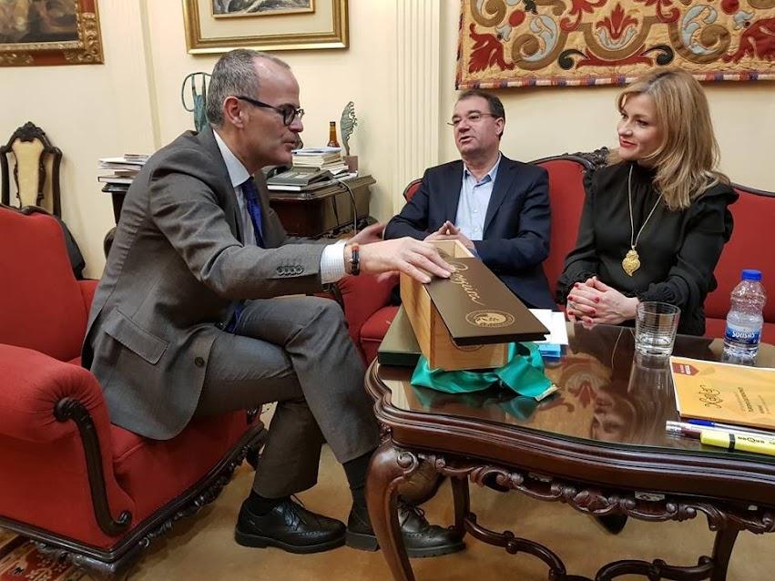 Lamego promove-se no Salão de Turismo Gastronómico de Ourense