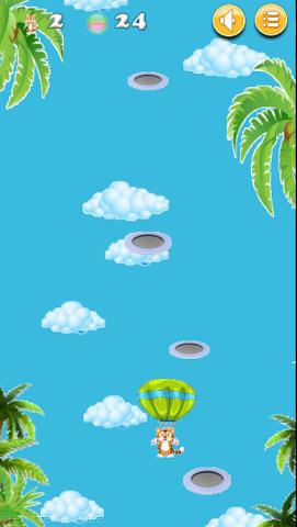 android Happy Tiger Jump Screenshot 9