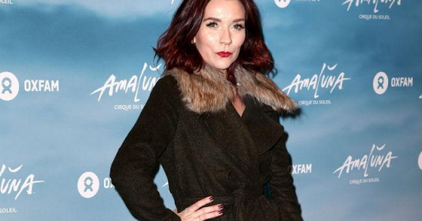 Candice Brown hopes Dancing On Ice will help with weight loss