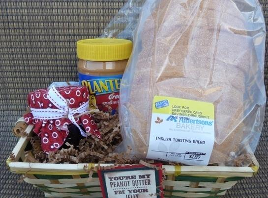 Peanut Butter And Jelly Gift Basket Recipe
