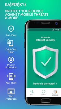 Kaspersky Antivirus and Security