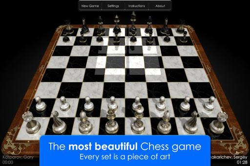 3D 西洋棋遊戲 - 遊戲天堂