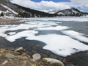 Photo: Lake Virginia (10,300 feet)