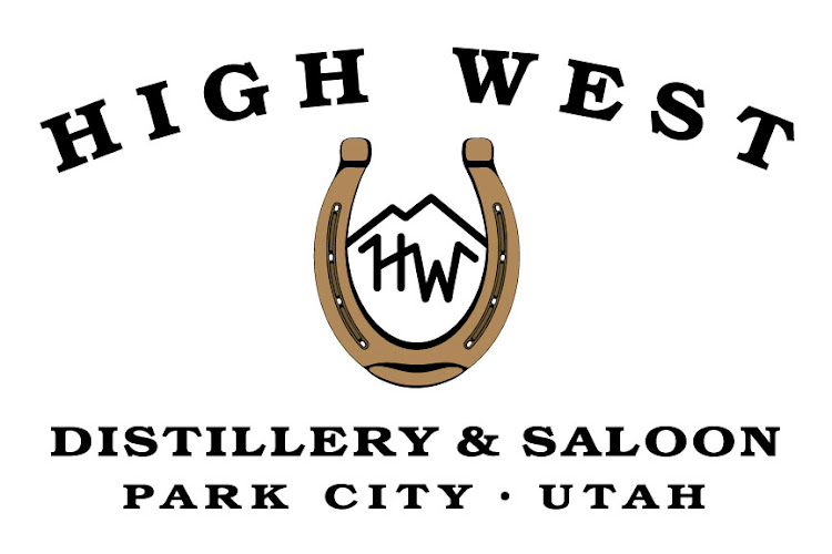 Logo for High West Silver