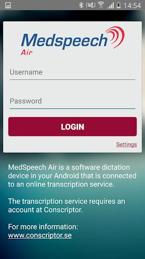Medspeech Air