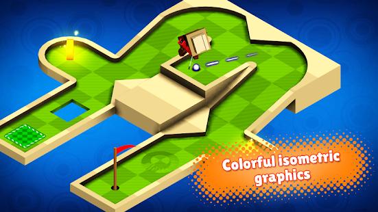 Mini Golf Buddies- screenshot thumbnail