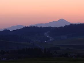Photo: Wielki Chocz ponad autostradą D1, Słowacja