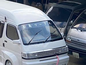 ハイエース スーパーロング  DXのカスタム事例画像 長島◯ークスさんの2020年09月27日14:29の投稿