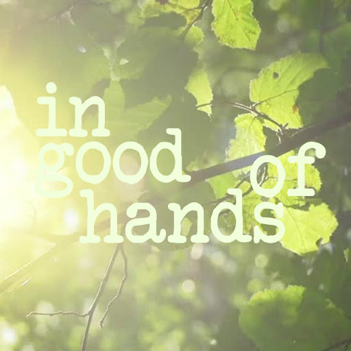 in good hands of