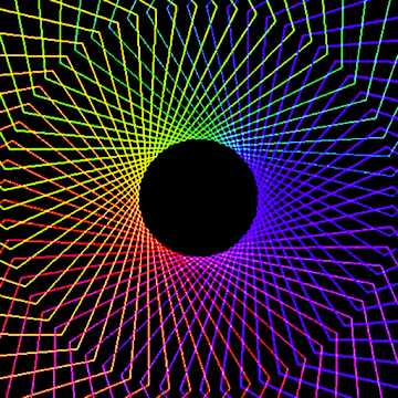 Hypnotic Pulsator Pro - Visualizer & Wallpaper
