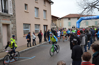 Photo: Départ du 15km
