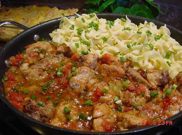 Bonnie's Spicy Mexican Chicken