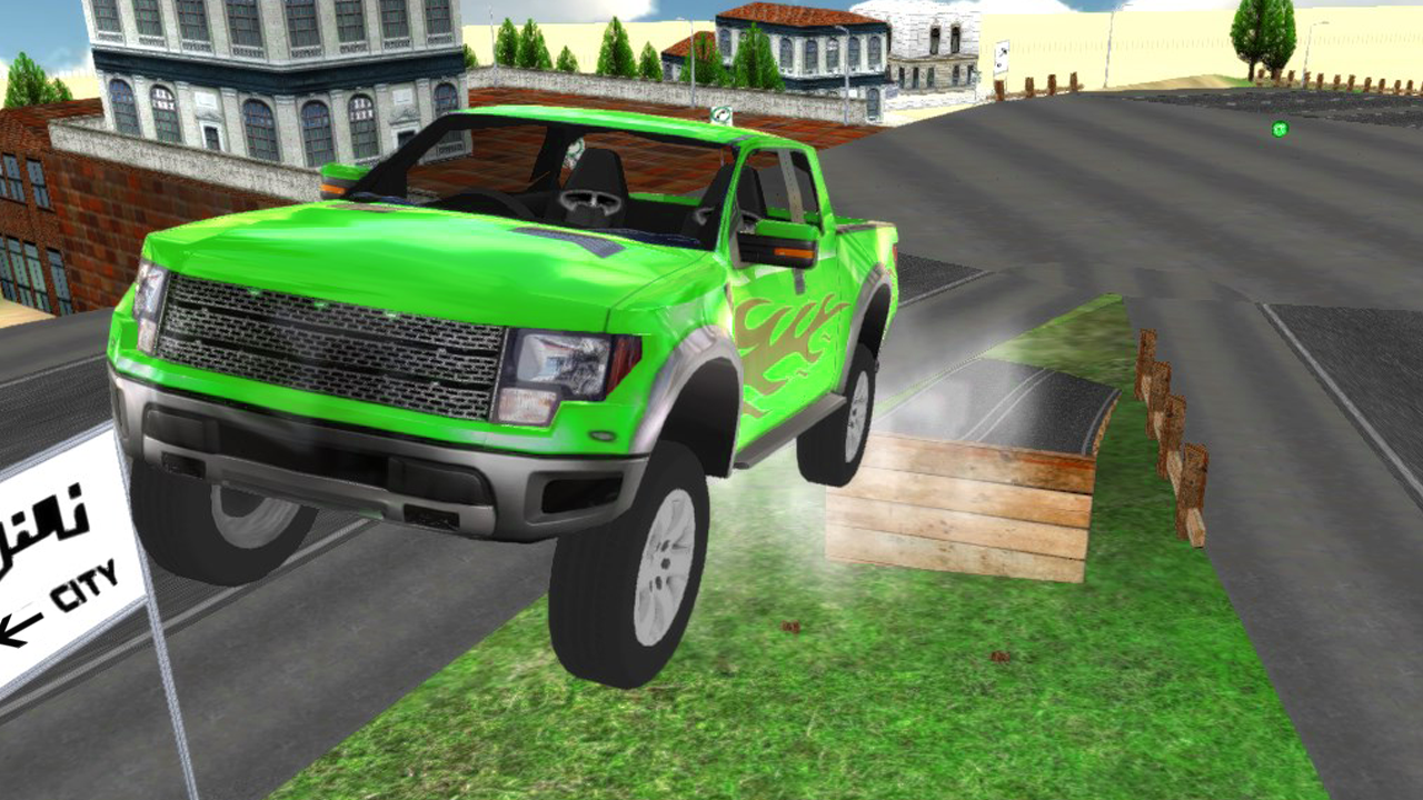 4x4 Offroad Driving- screenshot