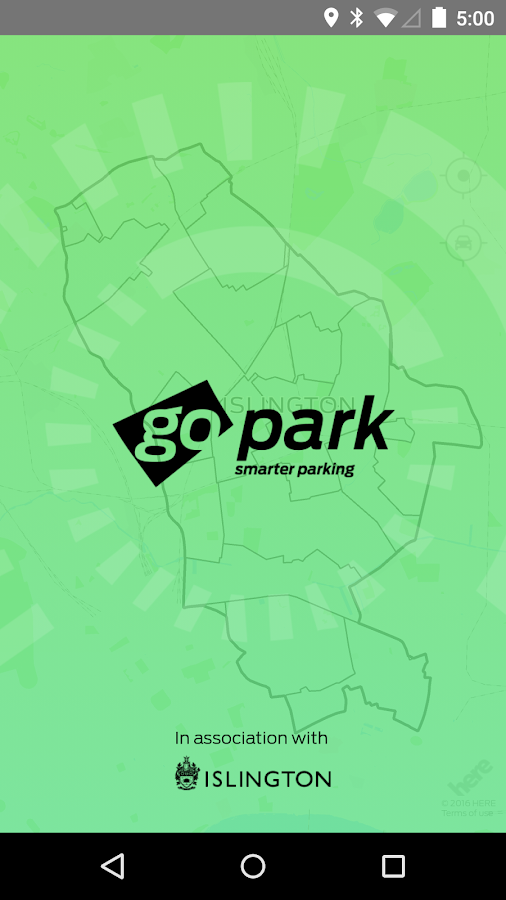GoPark- screenshot