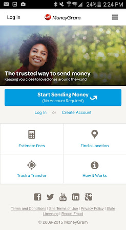 MoneyGram 2.0.6 screenshot 299965