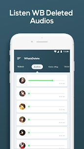 WhatsDelete: Recover Deleted Messages of WhatsApp  Download For Android 5