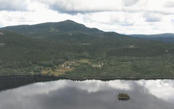 Photo: Lakavattnet