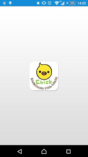 バドミントンクラブハウス チック公式アプリ