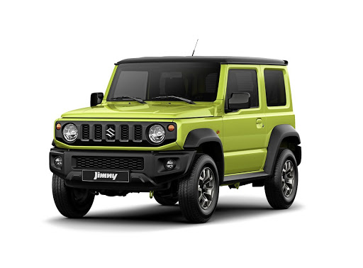 Suzuki has released the first official pictures of its new Jimny. Picture: SUZUKI