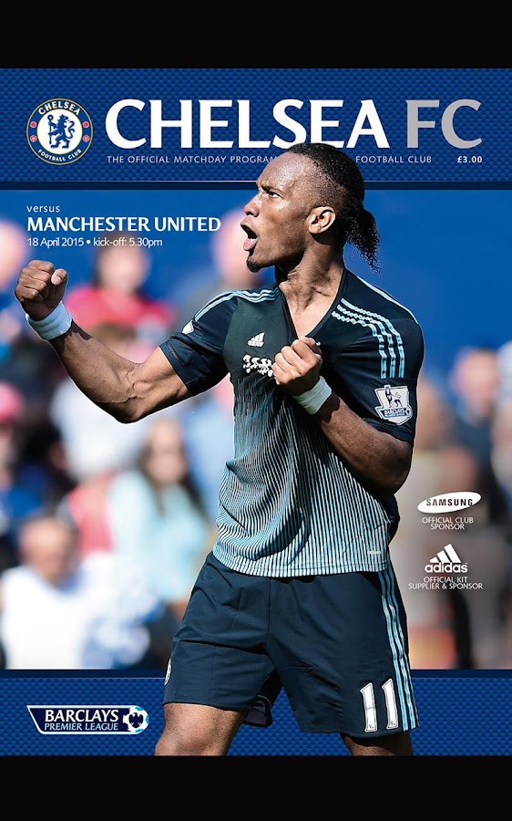 CFC Programme - screenshot
