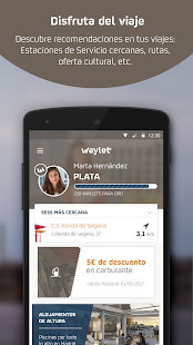Waylet - descuentos en gasolina- screenshot thumbnail