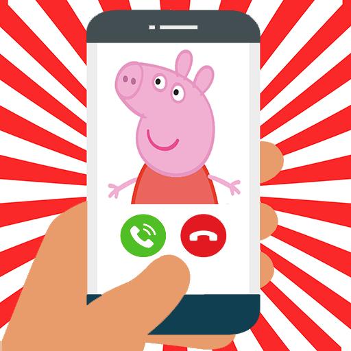 Fake call From Pepa Pig