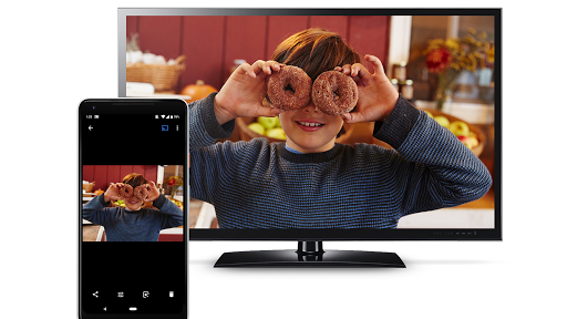 Chromecast built-in screenshots 3