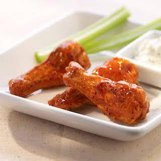 Hot 'N Spicy Buffalo Wings.