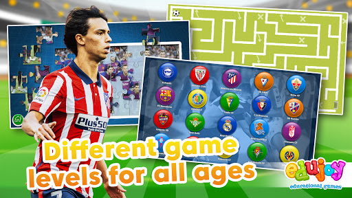 La Liga Educational games. Games for kids 6.3 screenshots 4